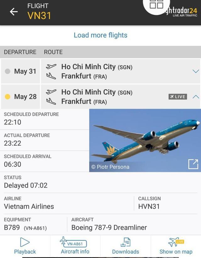 Chuyến bay quốc tế bị delay để chờ 1 vị khách: Vietnam Airlines lên tiếng 1
