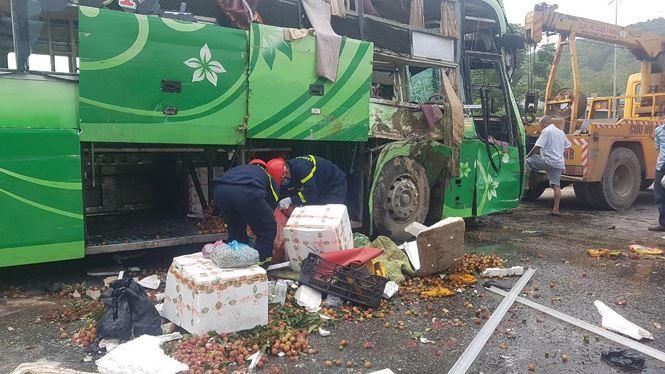 Vụ xe khách lao xuống sông ở Thanh Hóa: Hé lộ nguyên nhân ban đầu 3
