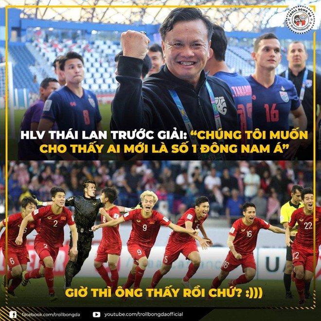 Ảnh chế 'họa mi' Công Phượng sau chiến thắng trước Thái Lan 7