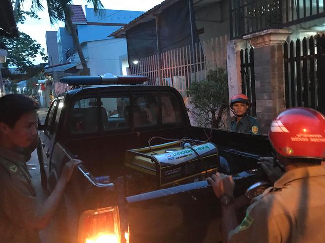 Chạy máy phát điện trong nhà, 7 bà cháu ở Sài Gòn thương vong 2