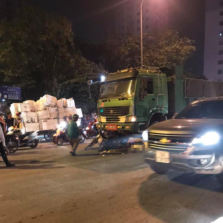 Tin tức tai nạn giao thông mới nhất ngày 14/6: Xe tải cuốn 2 phụ nữ vào gầm, 1 người chết 1