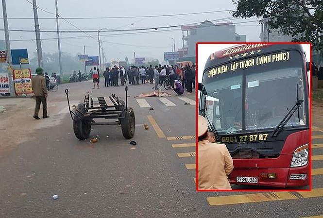 Sự trùng hợp kinh hoàng trong vụ xe tải tông xe khách ở Hoà Bình 2