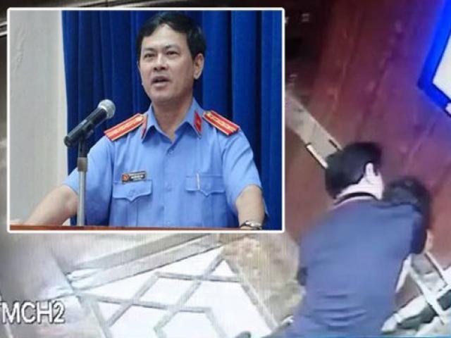 Cựu Viện phó VKS Đà Nẵng không thừa nhận ôm hôn bé gái 3 lần là dâm ô 1