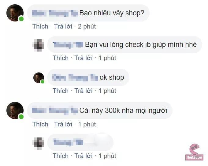 Bắt 'inbox lấy giá', khách phản dame dạy cho chủ shop online bài học 2