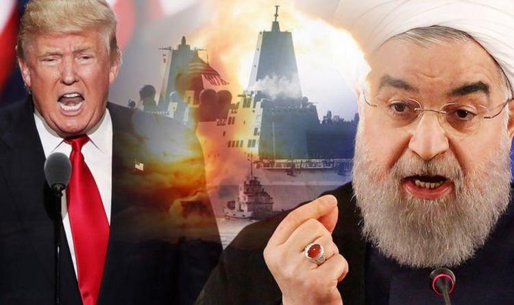 Căng thẳng Mỹ - Iran leo thang: Tổng thống Trump ra thông điệp mới 1