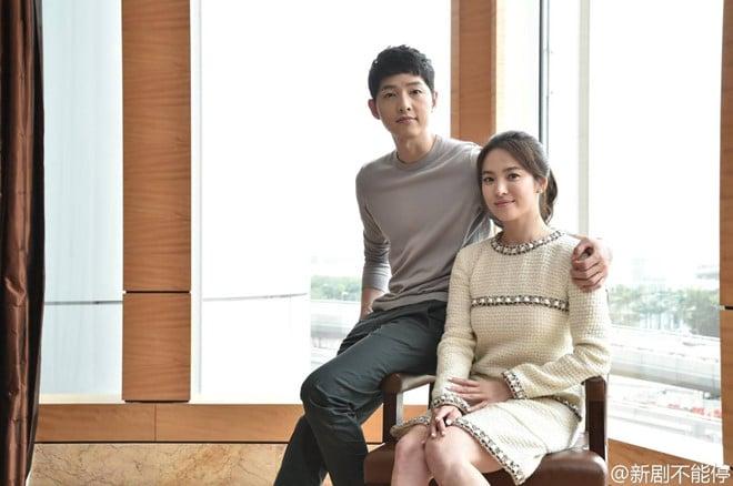 Fan muốn bỏ xem phim Hàn khi cặp 'ngôn tình' Song - Song ly hôn 2