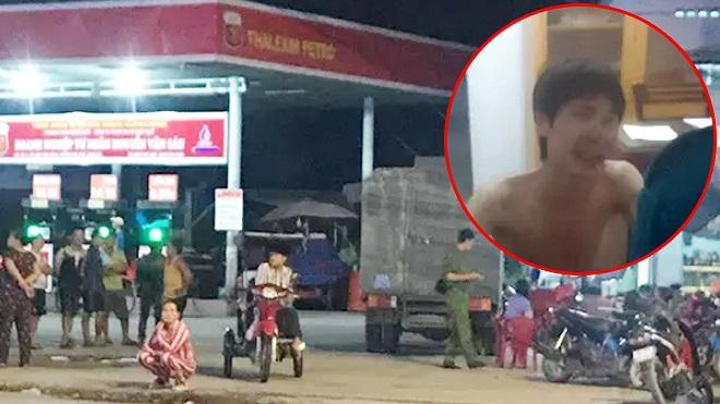 Không cho khách thiếu tiền, nam nhân viên bán xăng bị đâm tử vong 1
