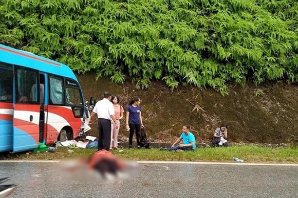 Thông tin mới về vụ đoàn xe thiện nguyện gặp tai nạn khiến 2 cô giáo tử vong 1