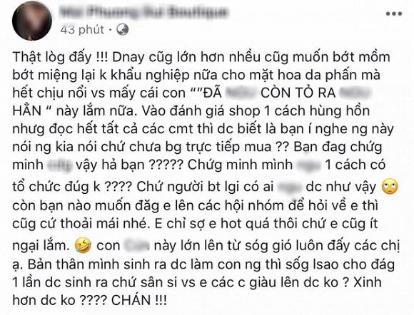 Vụ 'bóc phốt' hot girl Hà thành bán áo như rẻ lau: Dân mạng phản ứng bất ngờ 4