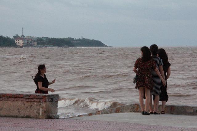 Tin bão số 3: Quảng Ninh, Hải Phòng, Thái Bình ban hành lệnh cấm biển 3