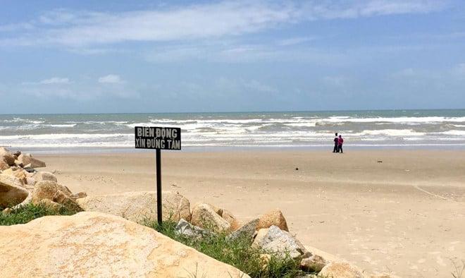 Vụ đuối nước tập thể ở Bình Thuận: Đã tìm thấy 2 thi thể mất tích 1