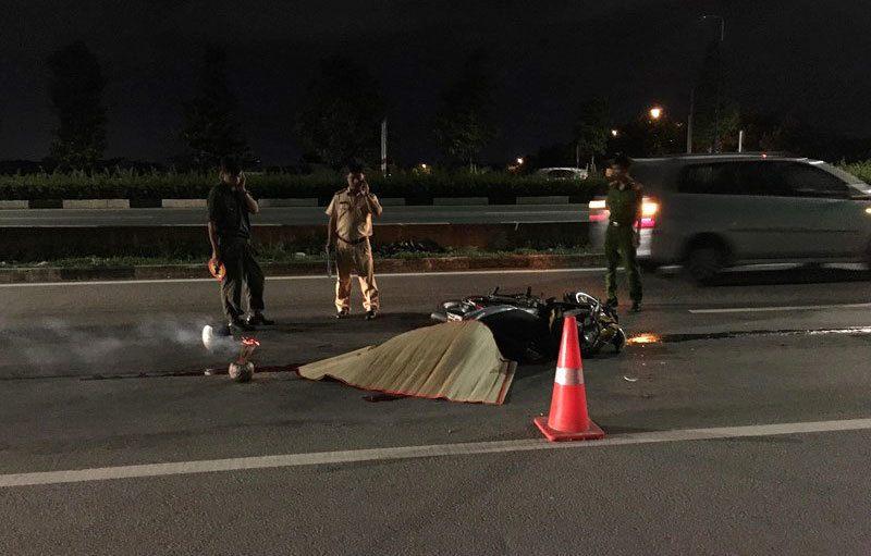 Tin tức tai nạn giao thông ngày 12/8: Đi sinh nhật về, thiếu niên tông đuôi ô tô tử vong 1