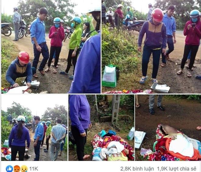 Thông tin mới vụ sản phụ bị bỏ rơi giữa đường khiến bé sơ sinh tử vong 1