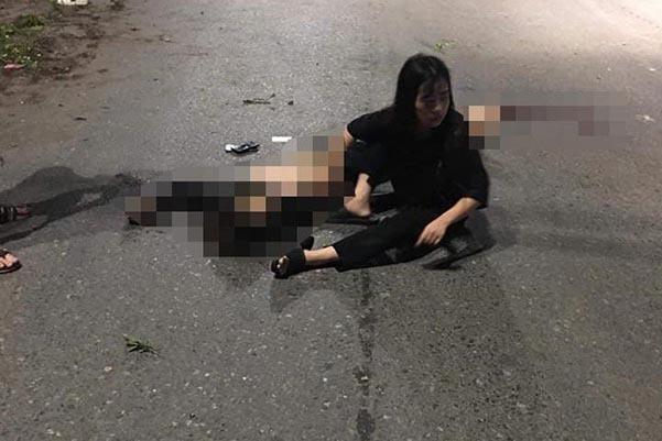 Nguyên nhân vụ xe máy kẹp 5 tông vào dải phân cách khiến 4 sinh viên thiệt mạng 2