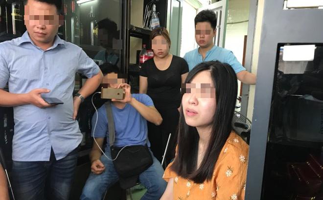 Người vợ bị chồng võ sư đánh dã man khi đang bế con nhỏ ở Hà Nội lên tiếng 2