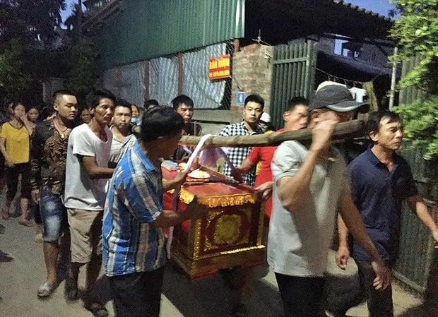 Vụ thảm sát cả nhà em trai ở Hà Nội: Kêu gọi xin sữa cho bé gái 48 ngày tuổi mất mẹ 1