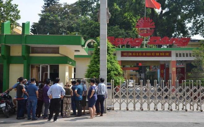 Cháy Công ty Rạng Đông: Bác sĩ trực 24/24 để khám sức khoẻ miễn cho người dân  1