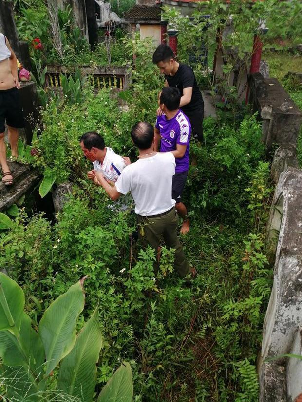 Đối tượng nghi bắt cóc trẻ em tại Hà Nội: Vừa ra tù, có ý định hiếp dâm nạn nhân 1