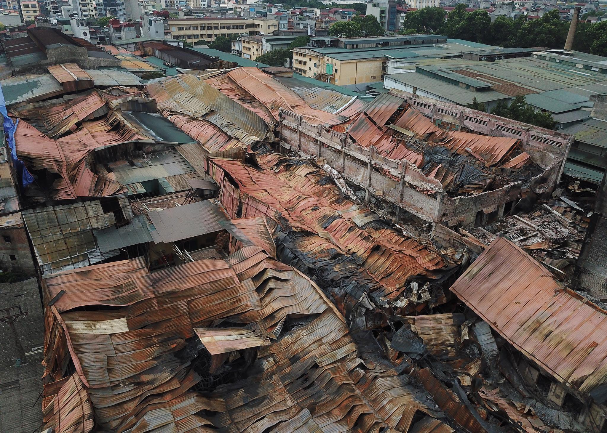 Vụ cháy Cty Rạng Đông: 2 Phó Thủ tướng yêu cầu khẩn trương làm rõ phạm vi ô nhiễm 1