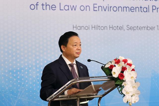 Bộ trưởng TN-MT: Môi trường không khí ở Rạng Đông đã ở ngưỡng an toàn 1