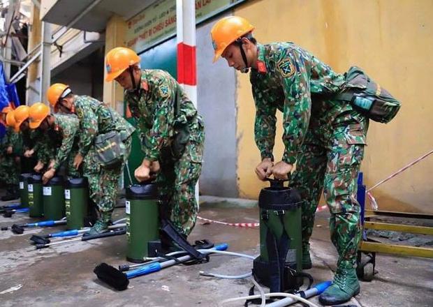 Bộ trưởng TN-MT: Môi trường không khí ở Rạng Đông đã ở ngưỡng an toàn 2