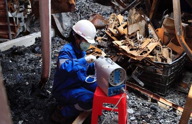 Bộ trưởng TN-MT: Môi trường không khí ở Rạng Đông đã ở ngưỡng an toàn 3