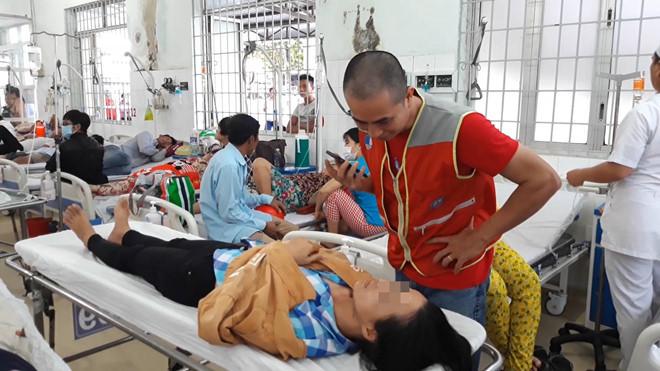 Khởi tố người chồng dìm vợ xuống hồ nước, bạo hành dã man ở Tây Ninh 2