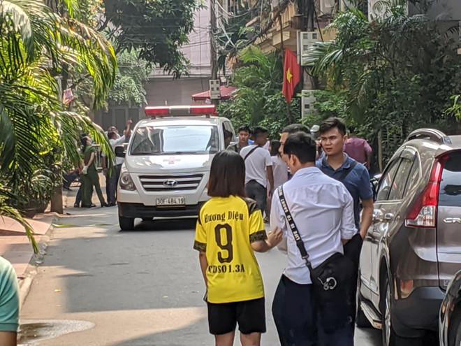 Tin mới vụ nam thanh niên cuồng sát 2 nữ sinh rồi nhảy lầu tự tử ở Hà Nội 1