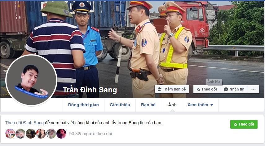 Đối tượng chuyên bắt lỗi CSGT Trần Đình Sang bị xử 2 năm tù giam  2