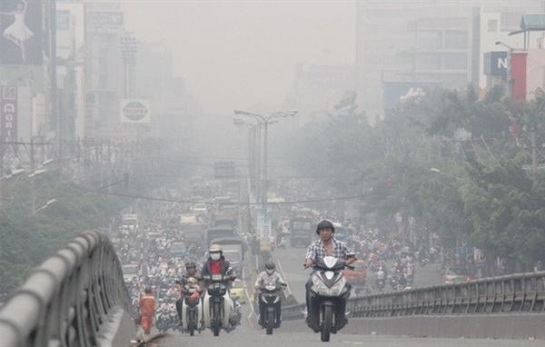 Chuyên gia lý giải nguyên nhân không khí Hà Nội đang ô nhiễm trầm trọng 1