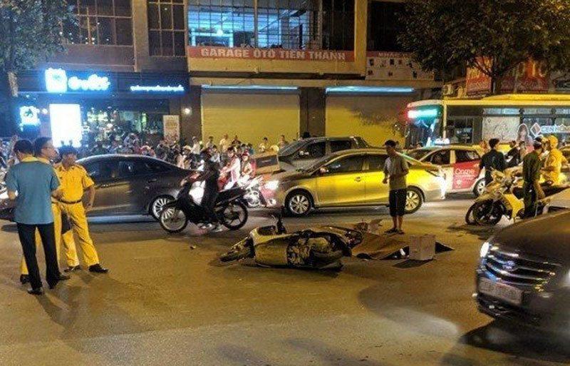 Tin tức tai nạn giao thông ngày 18/9: Tài xế ô tô cán chết nam sinh viên rồi bỏ chạy 2