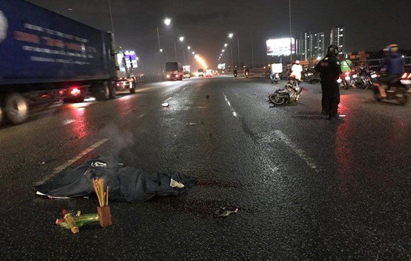 Tin tức tai nạn giao thông ngày 18/9: Tài xế ô tô cán chết nam sinh viên rồi bỏ chạy 1