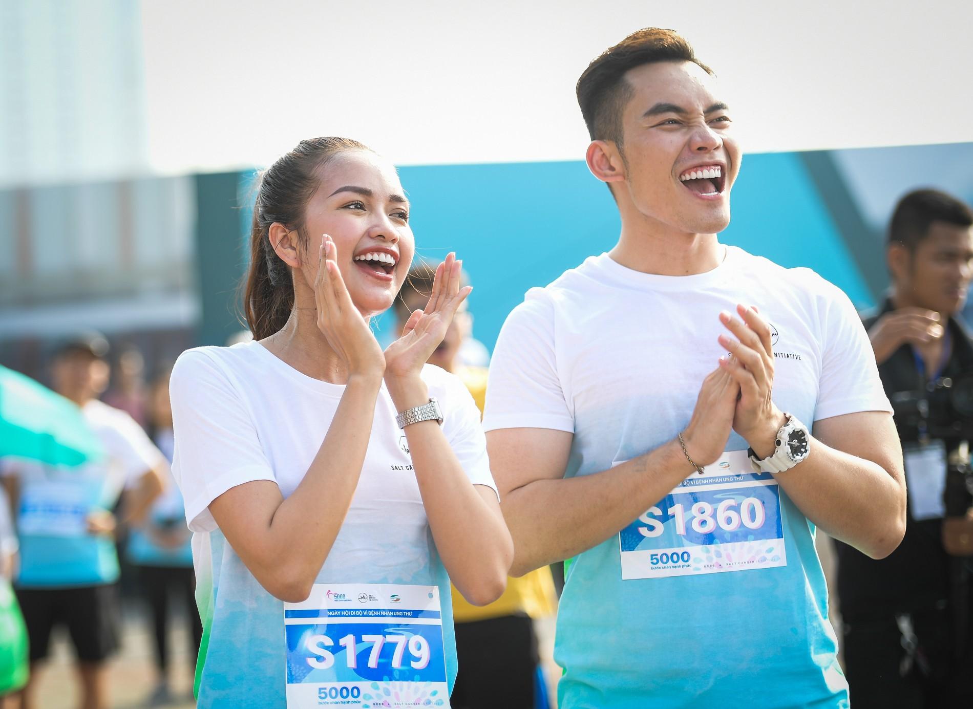 Hàng nghìn người dân tham gia đi bộ vì bệnh nhân ung thư Việt Nam 6