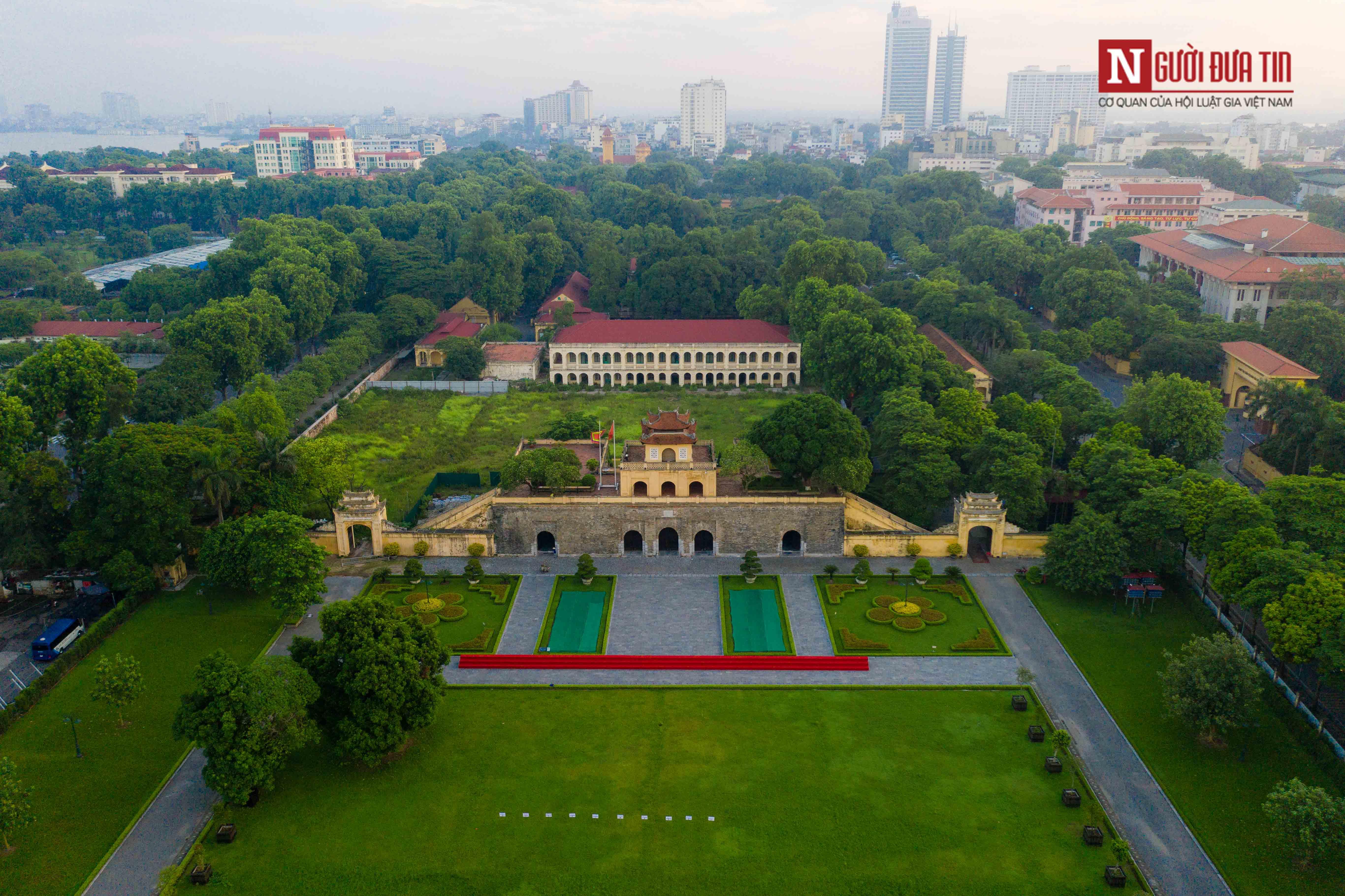 Ngắm nhìn những địa danh lịch sử gắn liền với giải phóng Thủ đô qua 65 năm 7