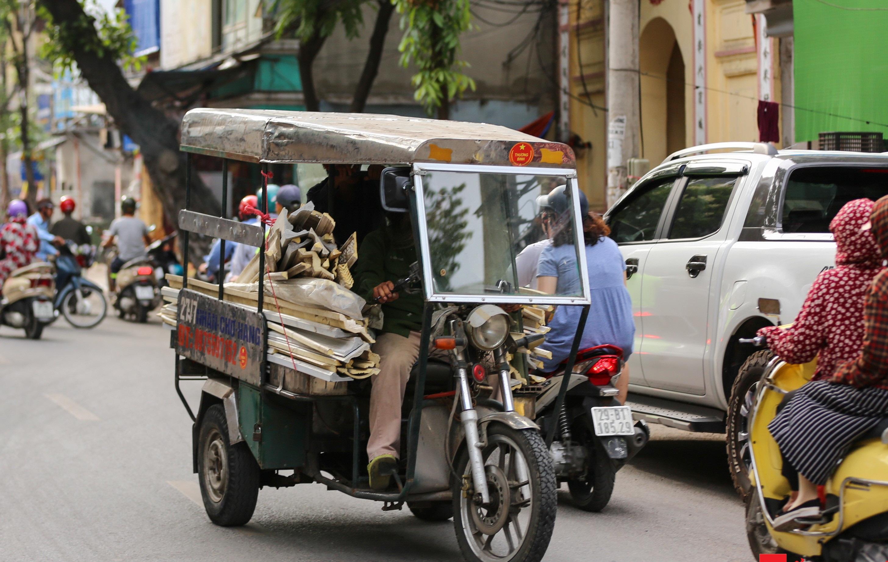 TP.HCM: Hỗ trợ người chạy xe ba, bốn bánh tự chế chuyển đổi nghề 1
