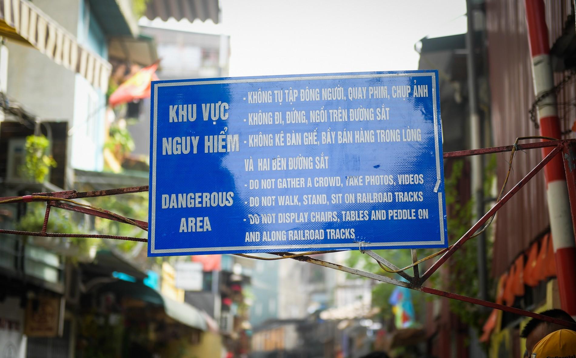 """Hà Nội chính thức ra quân """"khai tử"""" cà phê đường tàu 11"""
