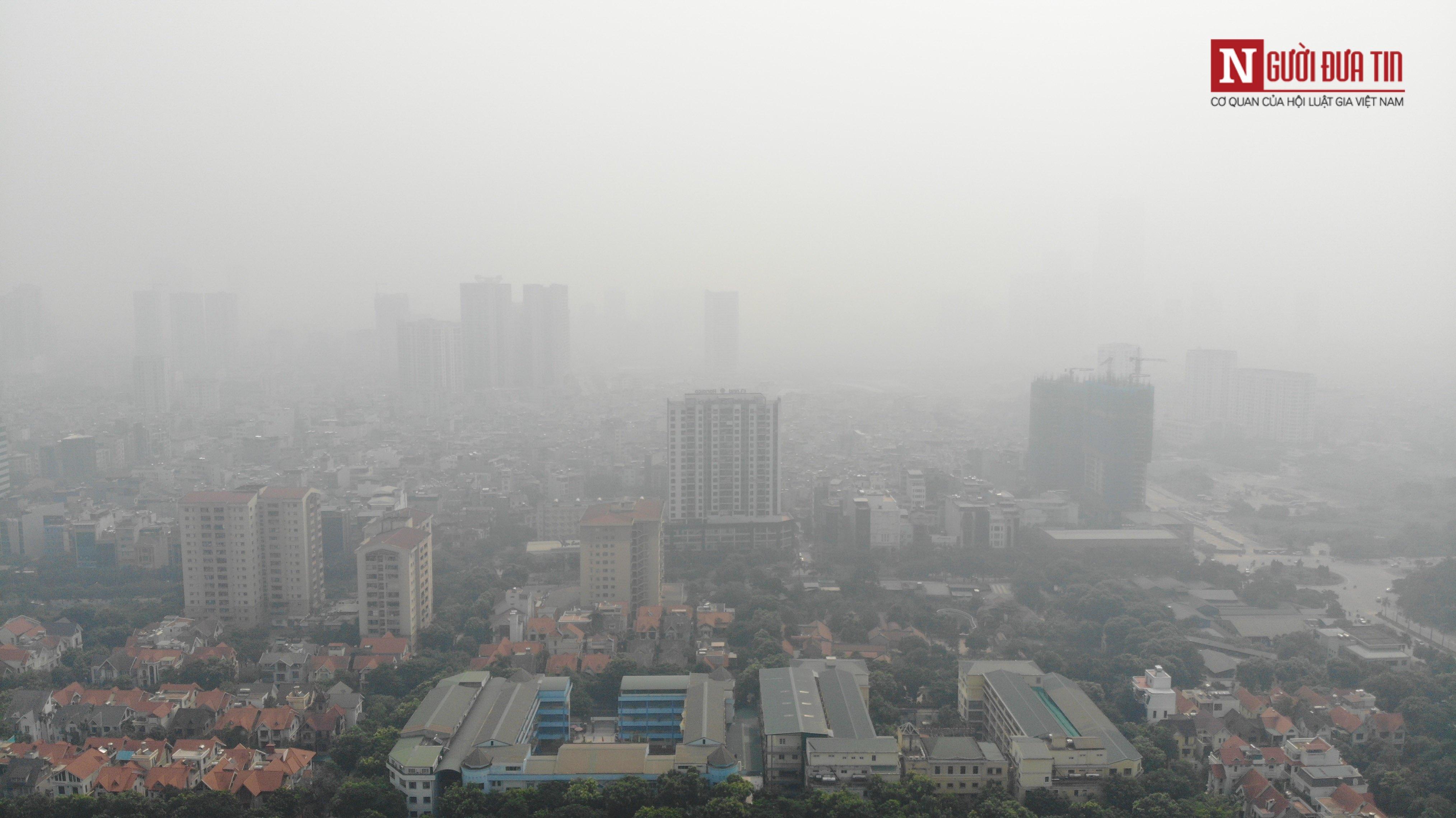 Hà Nội đang kiểm tra số liệu ô nhiễm môi trường năm 2019 trùng với năm 2015 1