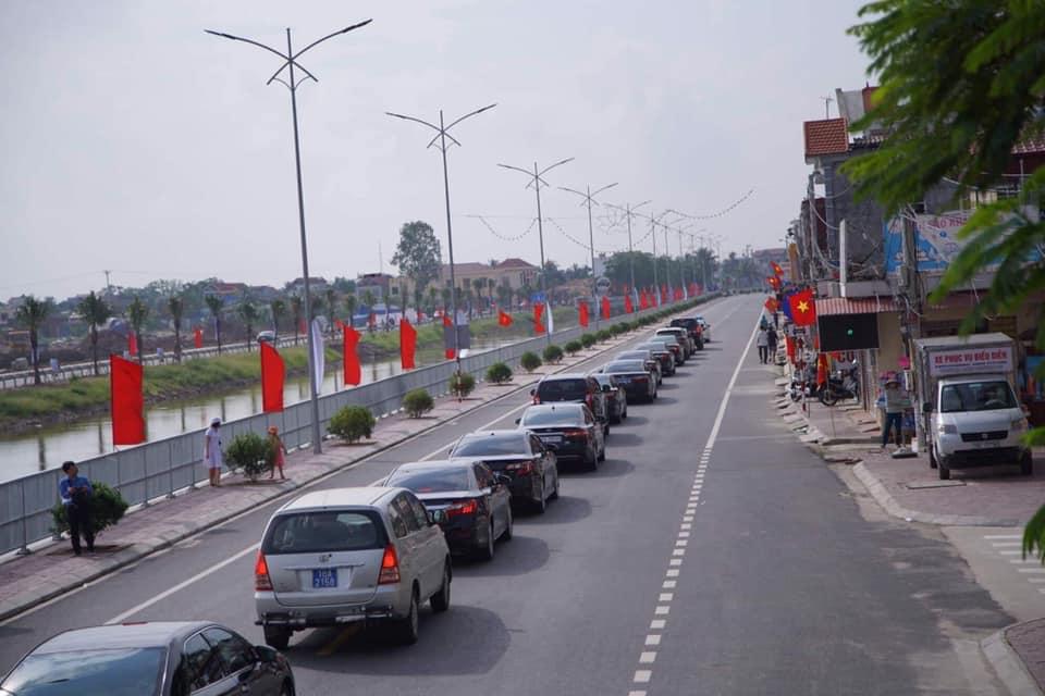 Khánh thành tuyến đường nông thôn hiện đại nhất Hải Phòng 2
