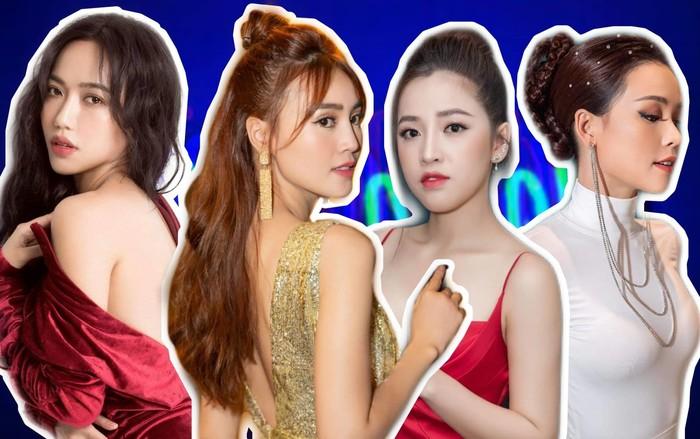 4 cô gái vàng trong làng 'phá hit' được fan tiến cử hát ở đám cưới Đông Nhi 4