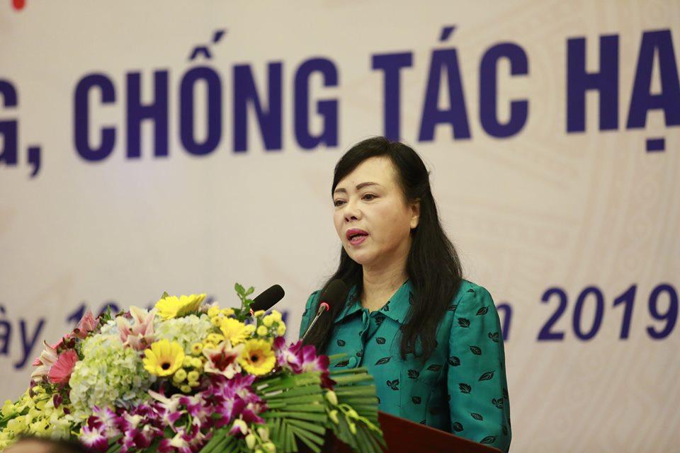Tâm tư của Bộ trưởng Nguyễn Thị Kim Tiến về Luật Phòng chống tác hại rượu, bia 2