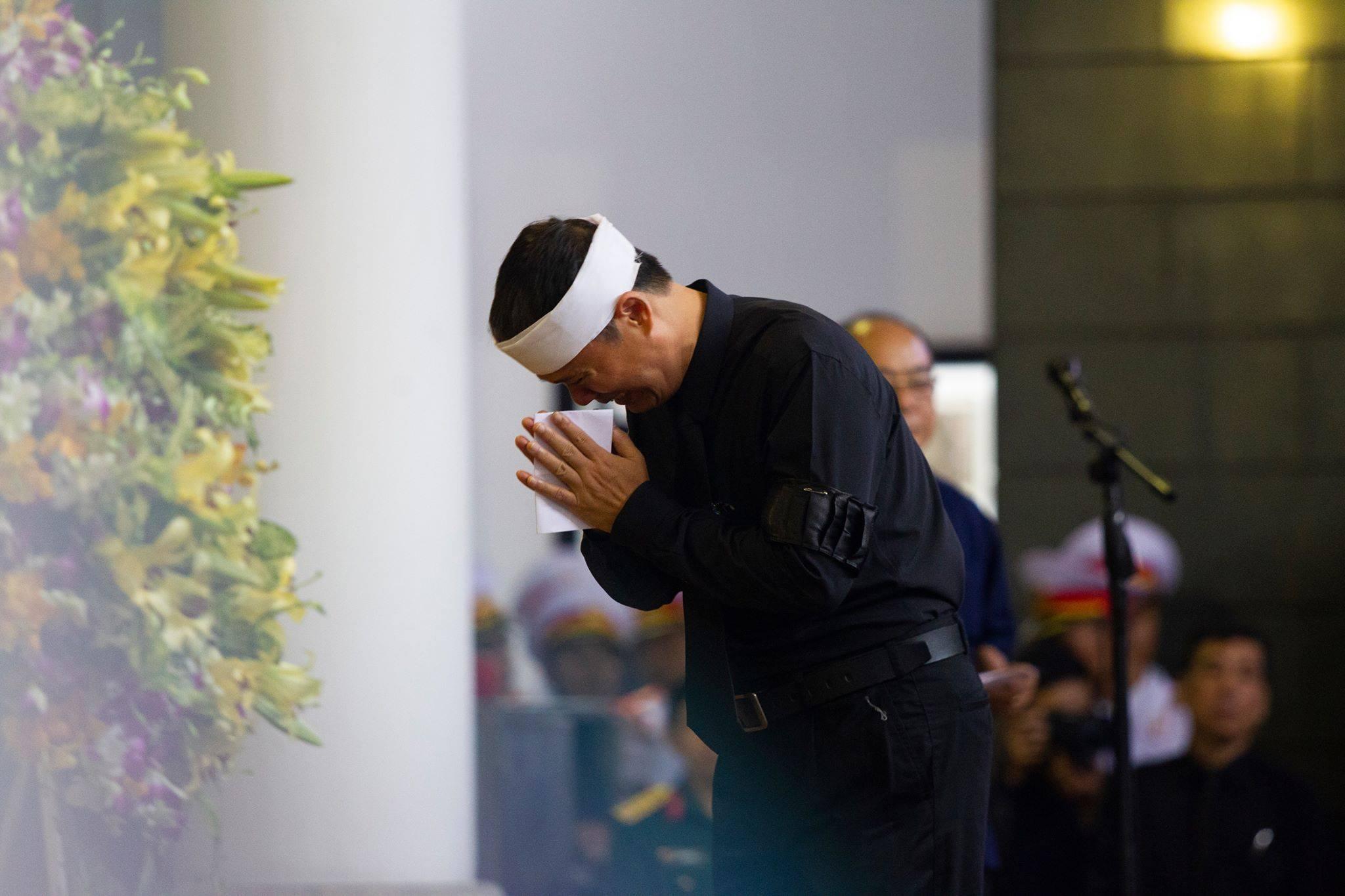 """Bật khóc trước lời anh trai Thứ trưởng: """"Hải An ơi, em hãy yên lòng nhé!"""" 2"""