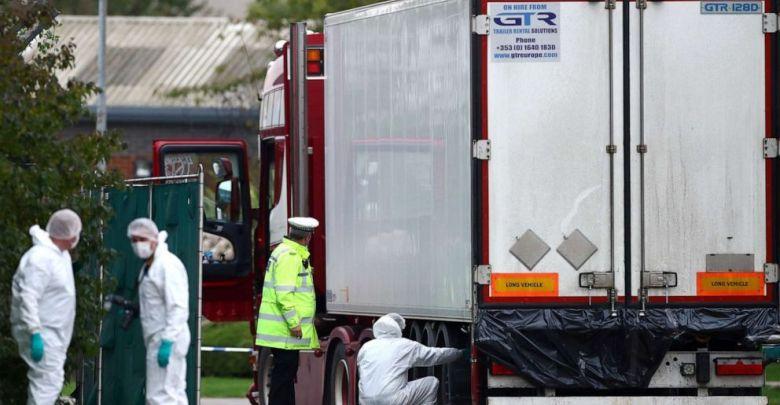 Bộ trưởng Tô Lâm chia sẻ thông tin mới về vụ 39 người thiệt mạng trong container ở Anh 2