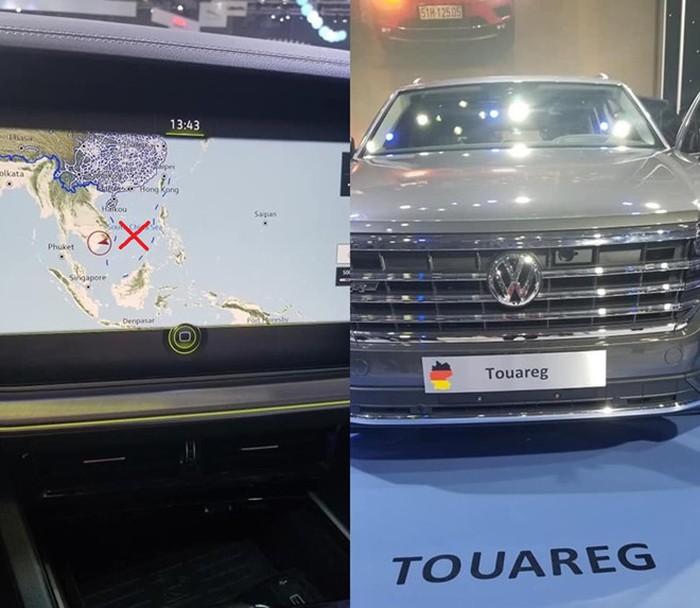 Volkswagen dính 'đường lưỡi bò' bị tịch thu, phạt hơn 100 triệu đồng 1