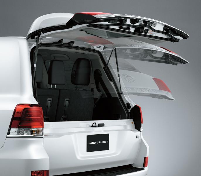 Toyota Land Cruiser 2020 giá hơn 4 tỷ đồng khi mở bán tại Việt Nam 2