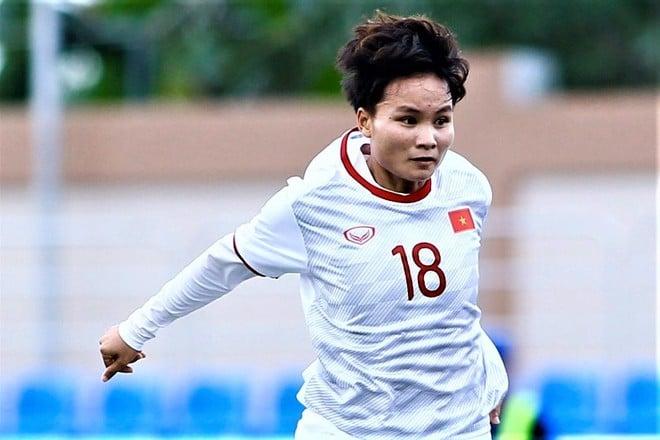 NHM thích thú khi 'Quang Hải phiên bản nữ' lập cú đúp ở trận gặp Indonesia 1