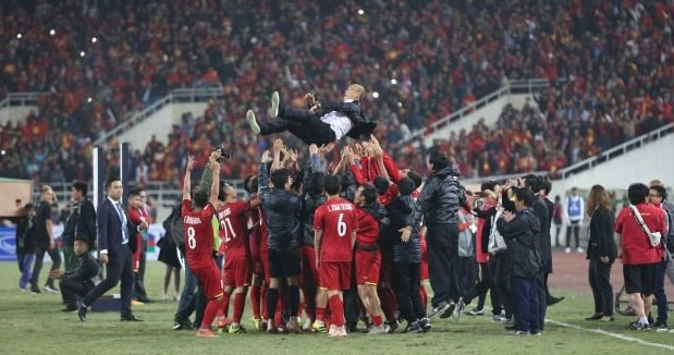 Báo quê nhà thầy Park: Việt Nam vô đối tại Đông Nam Á, ra World Cup thôi! 3
