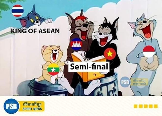 Hậu SEA Games 30: Fan chế giễu Thái Lan vì vắng bóng cầu thủ trong đội hình tiêu biểu 3