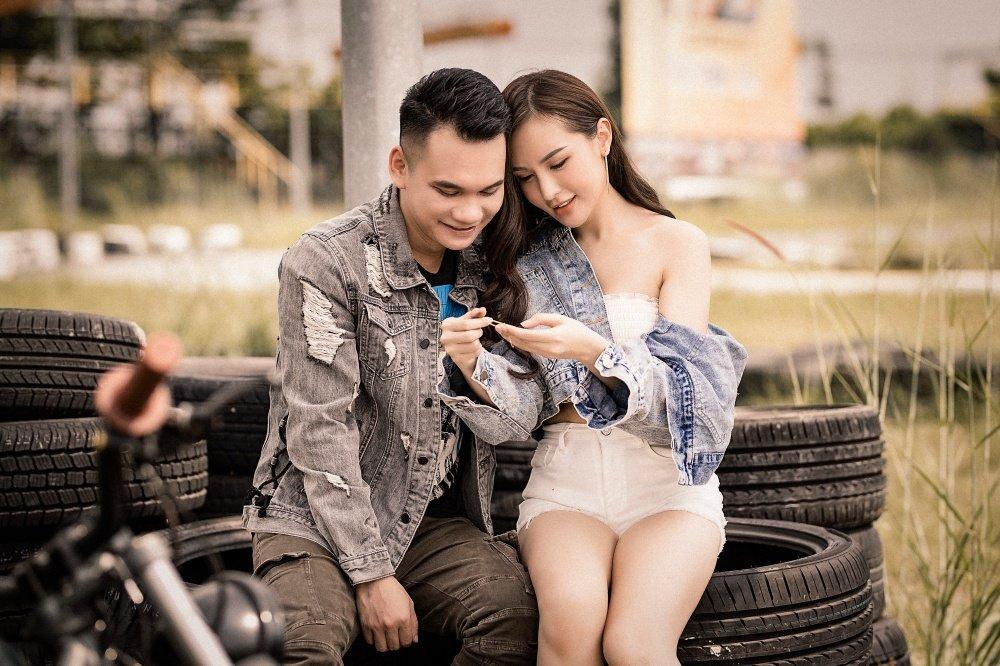 Khắc Việt đáp trả cực gắt khi bà xã nóng bỏng bị đồn lộ clip nhạy cảm 1
