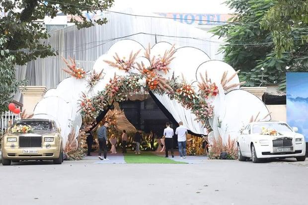 Đám cưới 'khủng' của đại gia Đất mỏ: Thực đơn 'sương sương' 35 triệu/bàn 1