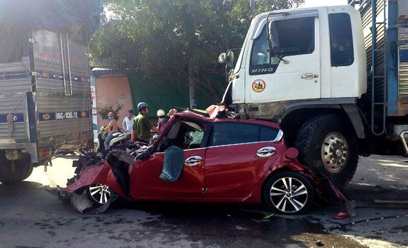 Tai nạn giao thông ngày 2/1: Lái xe say rượu tông nữ giáo viên tử vong trong đêm 3